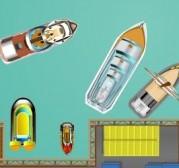 Igra Parkiranje ladij