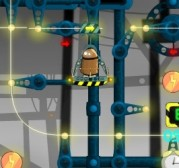 Igra Robot na poti