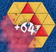 Igra Odstranitev trikotnikov