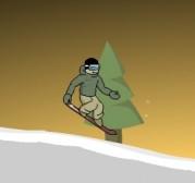 Igra Spust po snegu